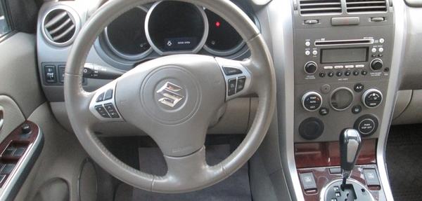 Suzuki Grand Vitara Asientos 1
