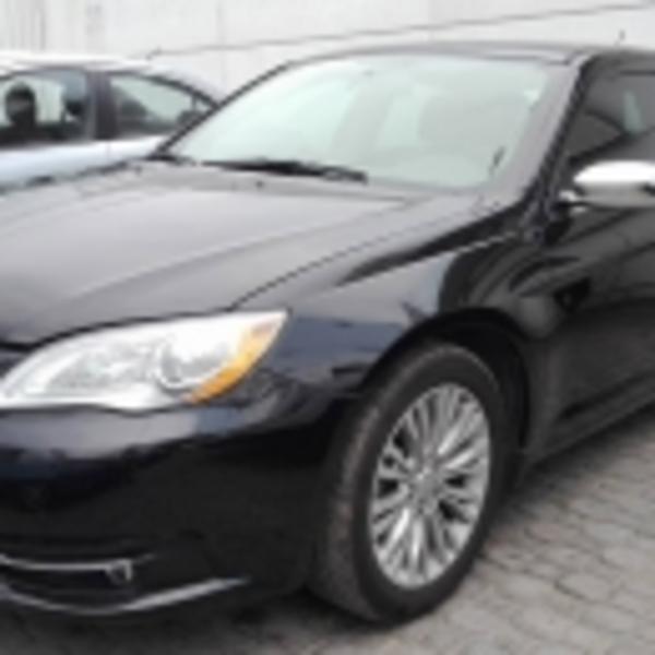 Chrysler 200 2.4L Limited 2014