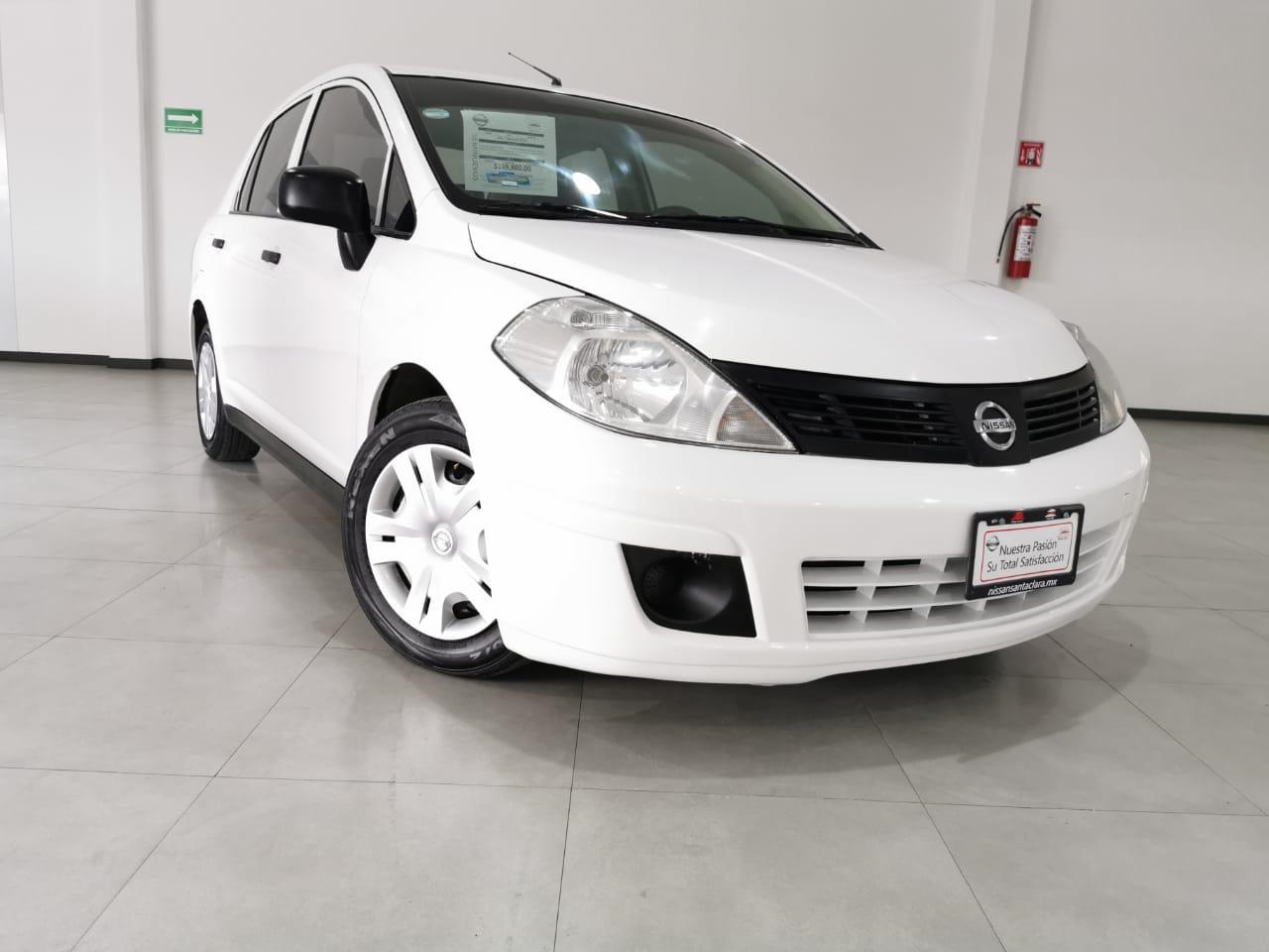 Nissan Tiida Sedan DRIVE
