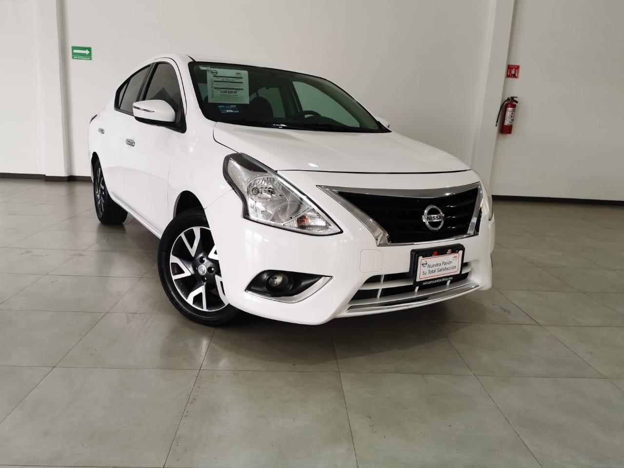 Nissan Versa Exclusive NAVI Aut