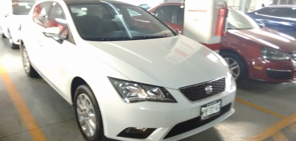 SEAT Leon Frente 1
