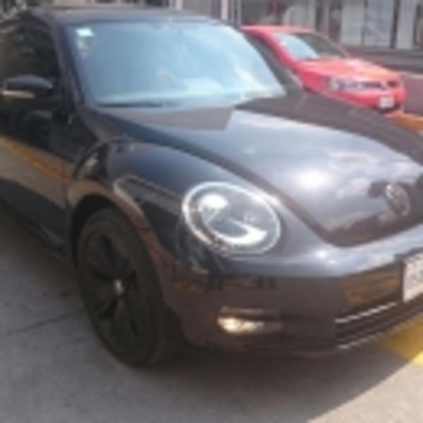 Volkswagen Beetle Turbo DSG 2015