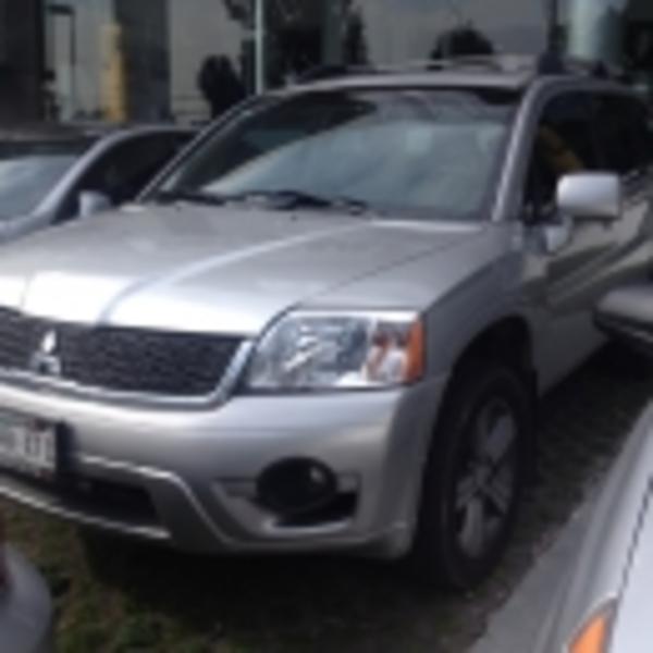 Mitsubishi Endeavor Limited 2010