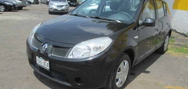 Renault Sandero Tablero 3