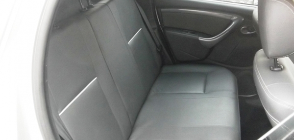 Renault Duster Interior 2