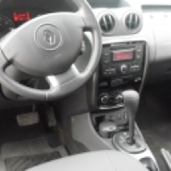 Renault Duster Interior 3