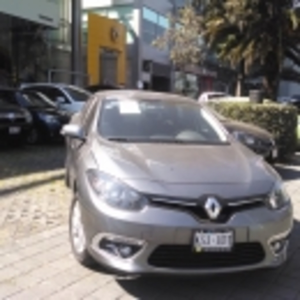 Renault Fluence Expression CVT 2015