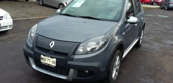 Renault Stepway Dynamique 2012