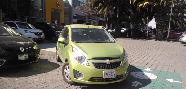 Chevrolet Spark Paq C 2011