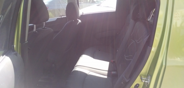 Chevrolet Spark Llantas 4