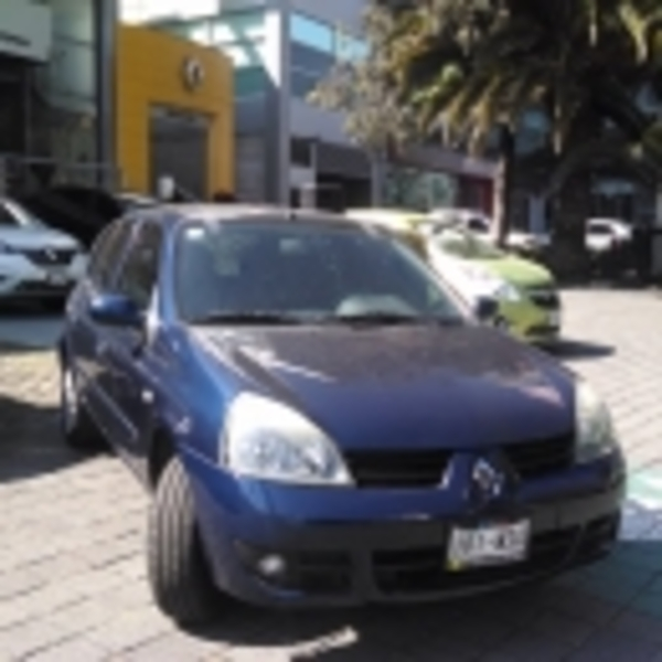 Renault Clio 1.6L Expression 2009