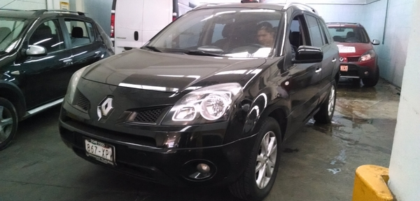 Renault Koleos Lateral derecho 7