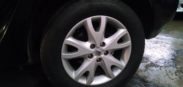 Renault Koleos Llantas 1