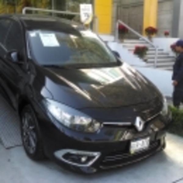 Renault Fluence Dynamique CVT 2015
