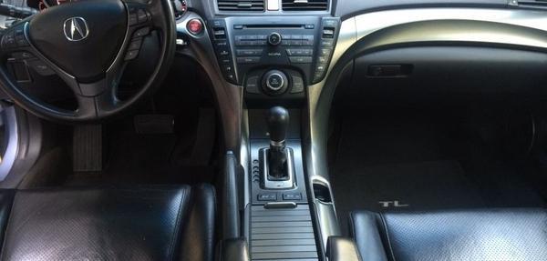 Acura TL Tablero 6