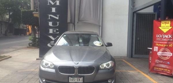 BMW Serie 5 Lateral izquierdo 15