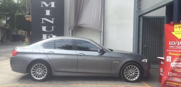 BMW Serie 5 Frente 13