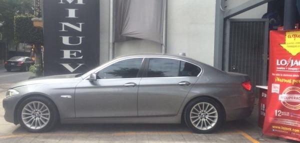 BMW Serie 5 Asientos 9