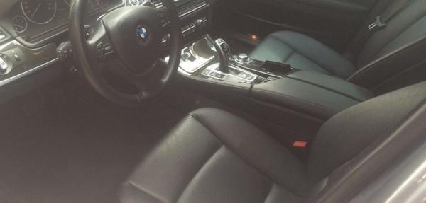 BMW Serie 5 Asientos 8