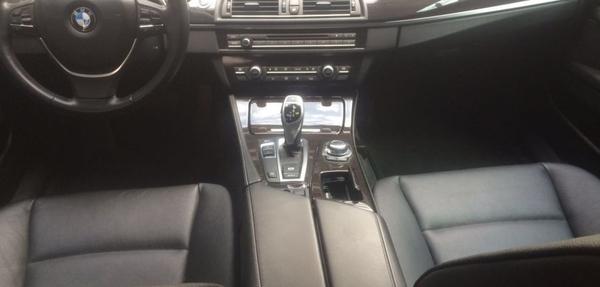 BMW Serie 5 Asientos 7