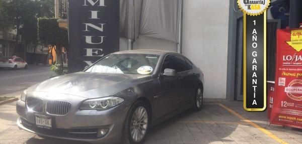 BMW Serie 5 Frente 16