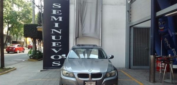 BMW Serie 3 Lateral izquierdo 13