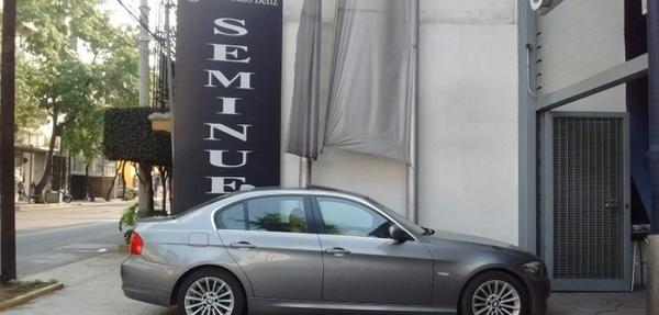 BMW Serie 3 Atrás 10