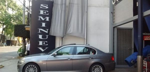 BMW Serie 3 Asientos 6