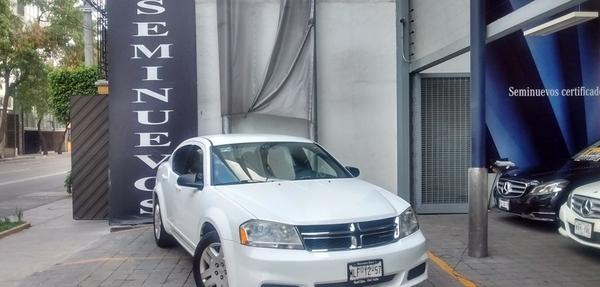 Dodge Avenger Asientos 12