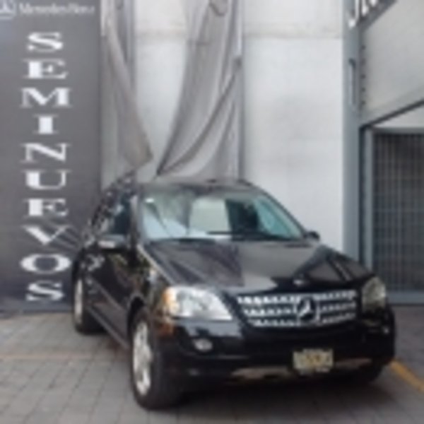Mercedes Benz Clase M ML 500 Lujo 2008