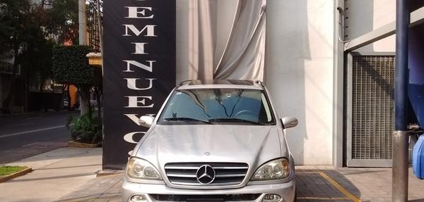 Mercedes Benz Clase M ML 500 (292hp) 2004