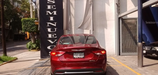 Chrysler 200 Tablero 7