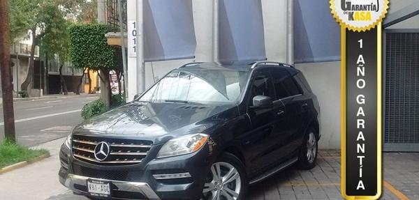 Mercedes Benz Clase M Frente 15
