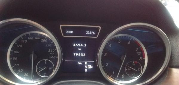 Mercedes Benz Clase M Asientos 2