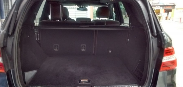 Mercedes Benz Clase M Tablero 1