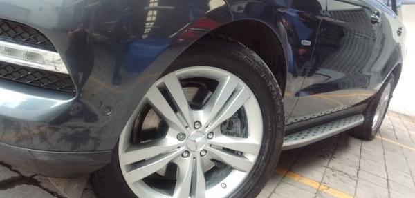 Mercedes Benz Clase M Atrás 7