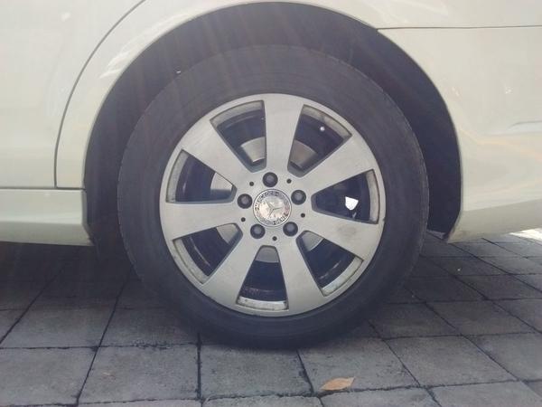 Mercedes Benz Clase C Interior 5