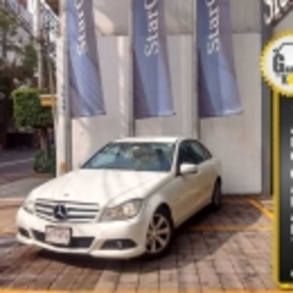 Mercedes Benz Clase C 180 CGI Aut 2012