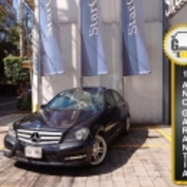 Mercedes Benz Clase C 250 CGI Sport Aut 2013