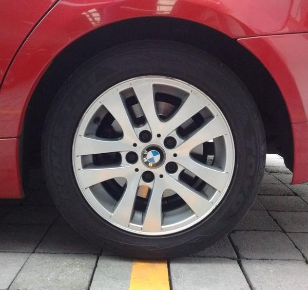 BMW Serie 3 Asientos 1