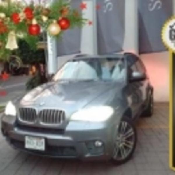 BMW X5 xDrive 50ia M Sport 2011