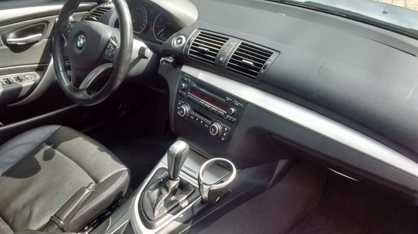 BMW Serie 1 Frente 12