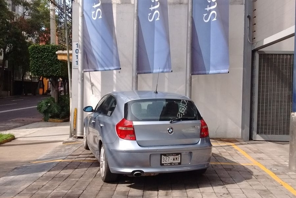 BMW Serie 1 Llantas 6