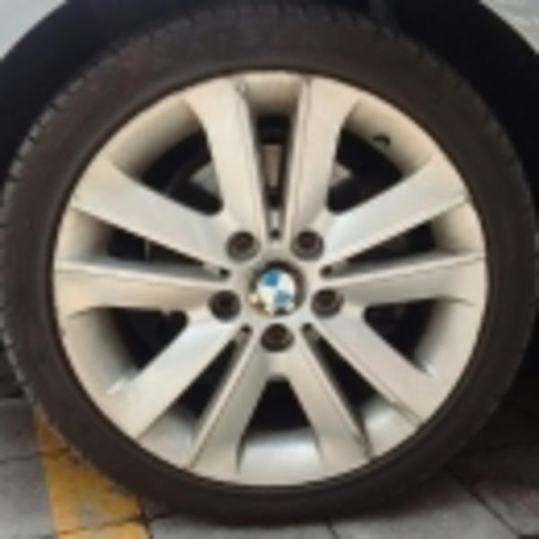 BMW Serie 1 Frente 10