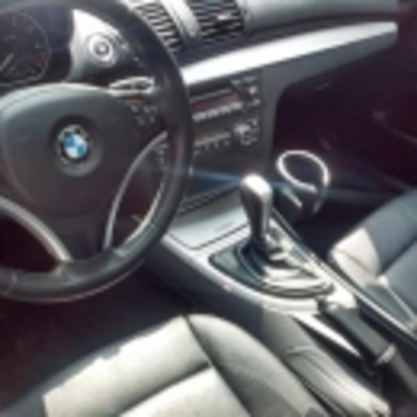 BMW Serie 1 Interior 11