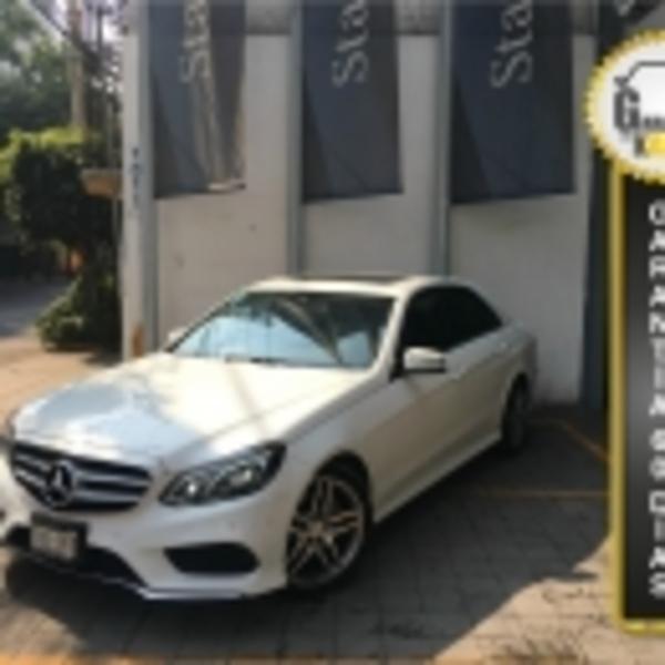 Mercedes Benz Clase E 400 CGI Sport 2014