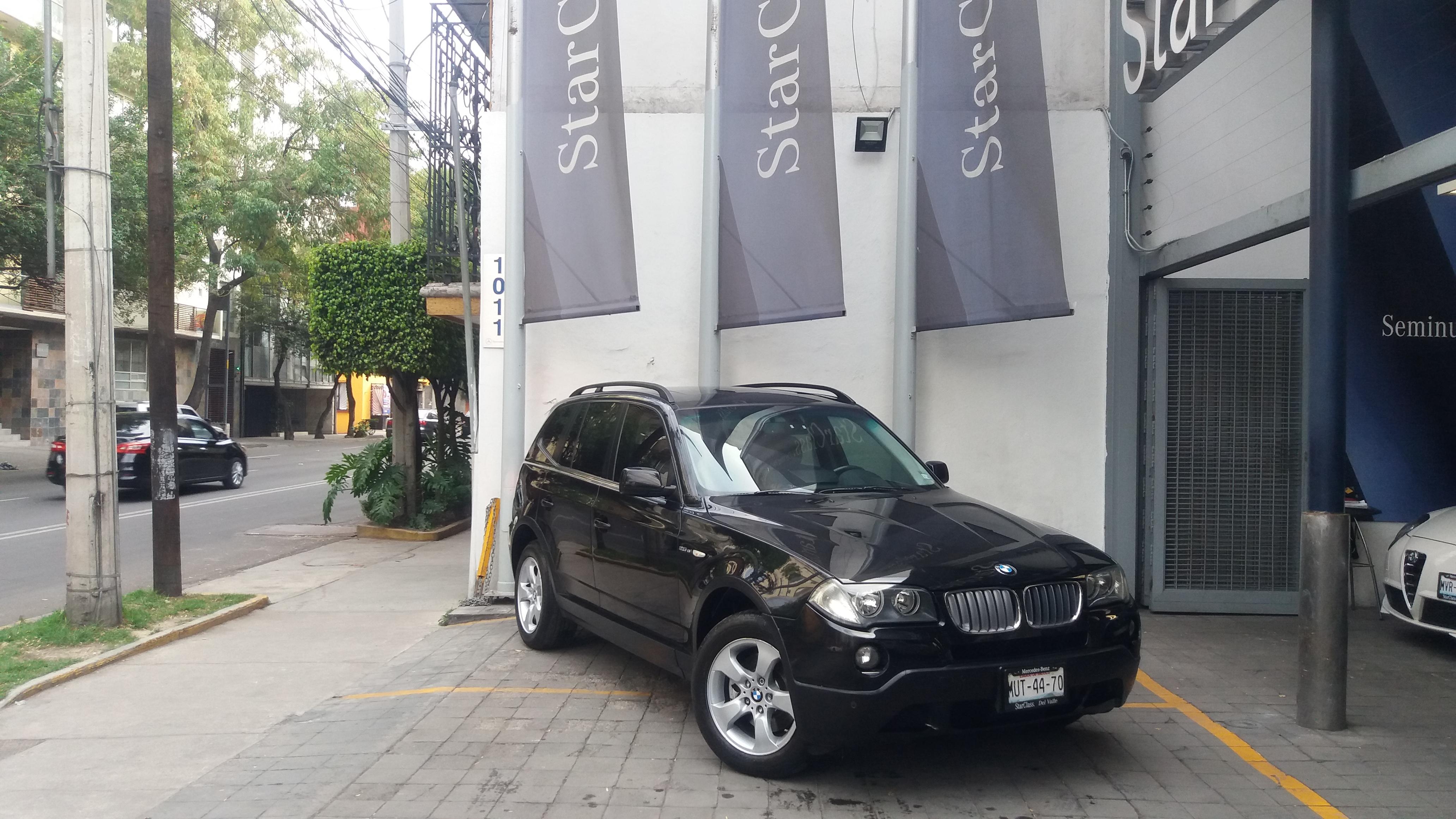 BMW X3 Tablero 5