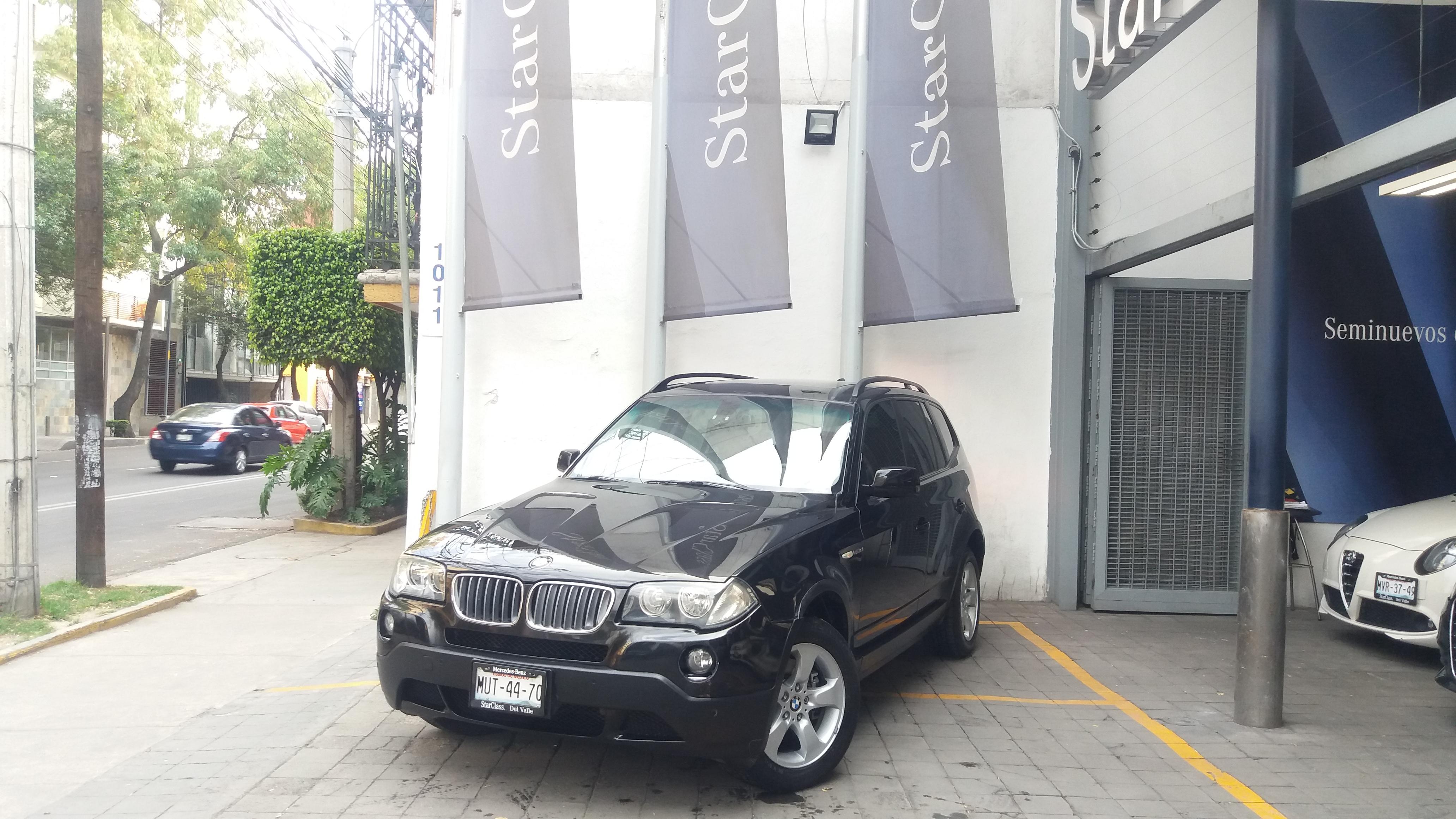 BMW X3 Atrás 7
