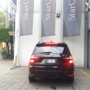BMW X3 Lateral izquierdo 10