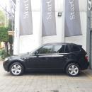 BMW X3 Atrás 8